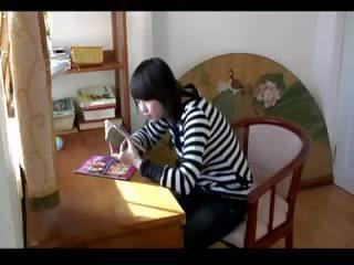 Zhang Xiaoyu Chinese Pussy Softcore